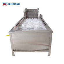 Factory price high capacity industrial automatic washer fruit and vegetable washing machine