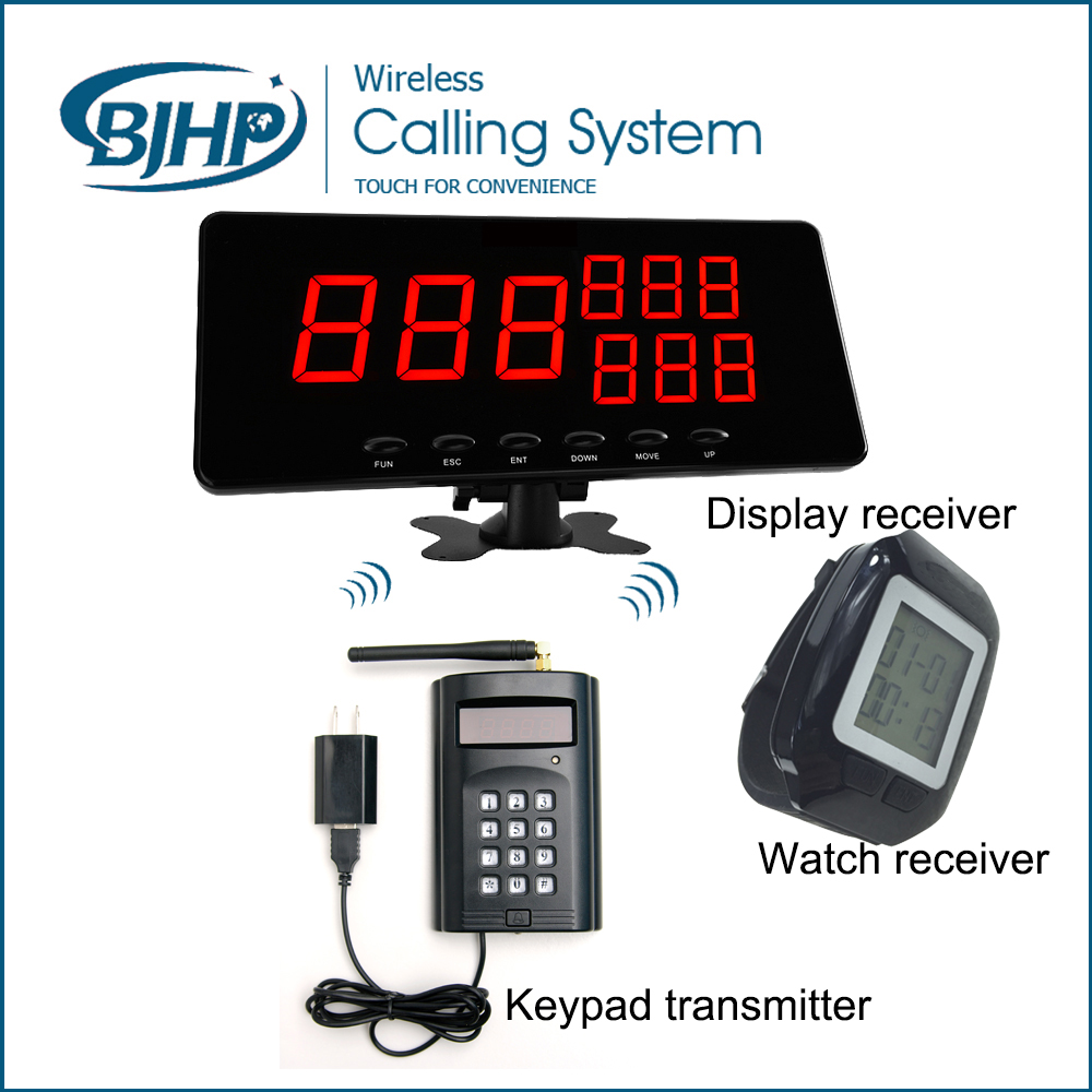 Wireless Queuing System for Restaurant Order System