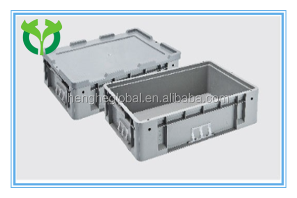 600X400X148 strengthen storage plastic box