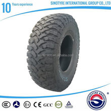 New style promotional china radial new all terrain tires suv