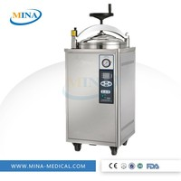 MINA-MJ012 portable autoclave single drum stainless steel sterilizer