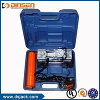 FACTORY SALE OEM/ODM Professional air compressor pump with liquid tire sealant compressors