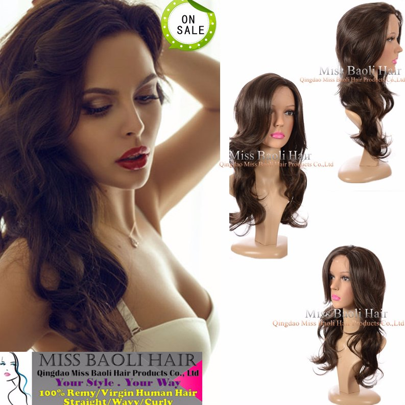 2016 Best Selling Remy Hair Wholesale Factory Price Wholesale Cheap Human Hair Full Lace Wig