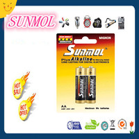 1.5v aa alkaline dry battery
