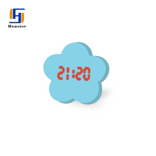 Hot Cheap Promotional Fashion Customized Silicone Antique Digital Finger Ring Watch