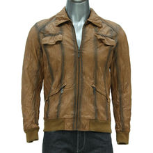 ALIKE leather king jackets