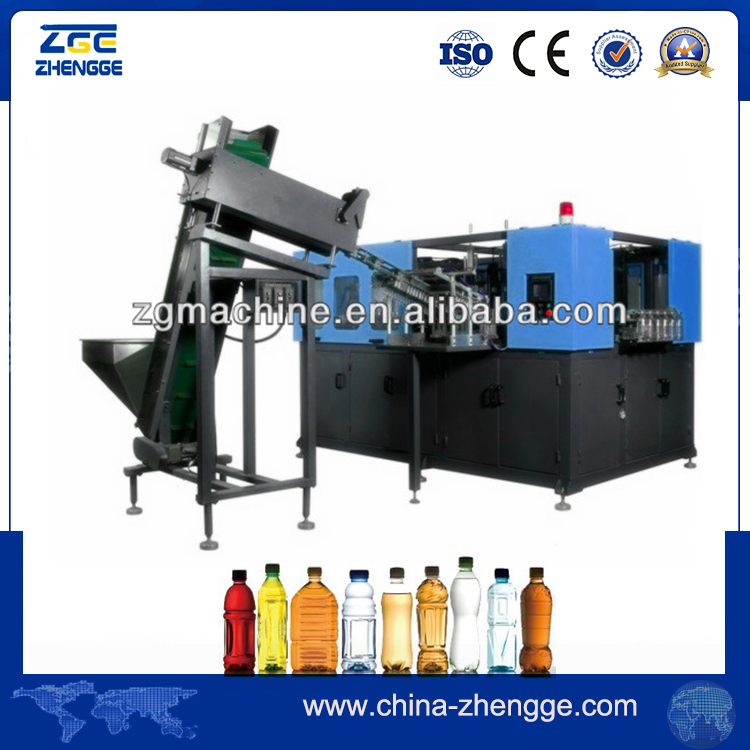 Quality-Assured Fully Automatic Plastic Bottle Blowing Machine Manufacturer For 500ML 750ML 2L Bottle