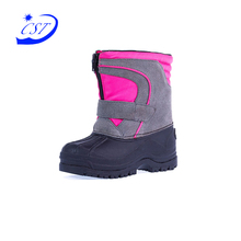 Factory shoe cheap china supplier warm winter snow boots
