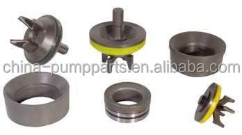 API Standard National Type Mud Pump Valves And Seat For Mud Pump