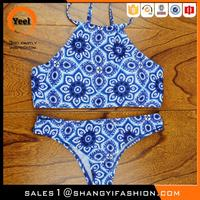 quality guarantee cheap price polyester pictures junior thong bikini