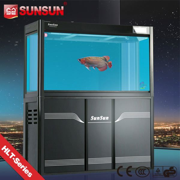 SUNSUN big bullet fish tank HLT Series