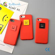 mobile phone accessories wholesale case phone cover for iphone 7/6, Smiling face happy birthday phone cover for iphone 6s case