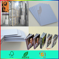 wholesale packaging material thick laminated cardboard for book binding cover