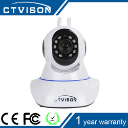 Onvif WIFI Megapixel 720p 1080P Outdoor Security CCTV Cam Infrared SD Card Slot Bullet HD wireless ip camera p2p Factory