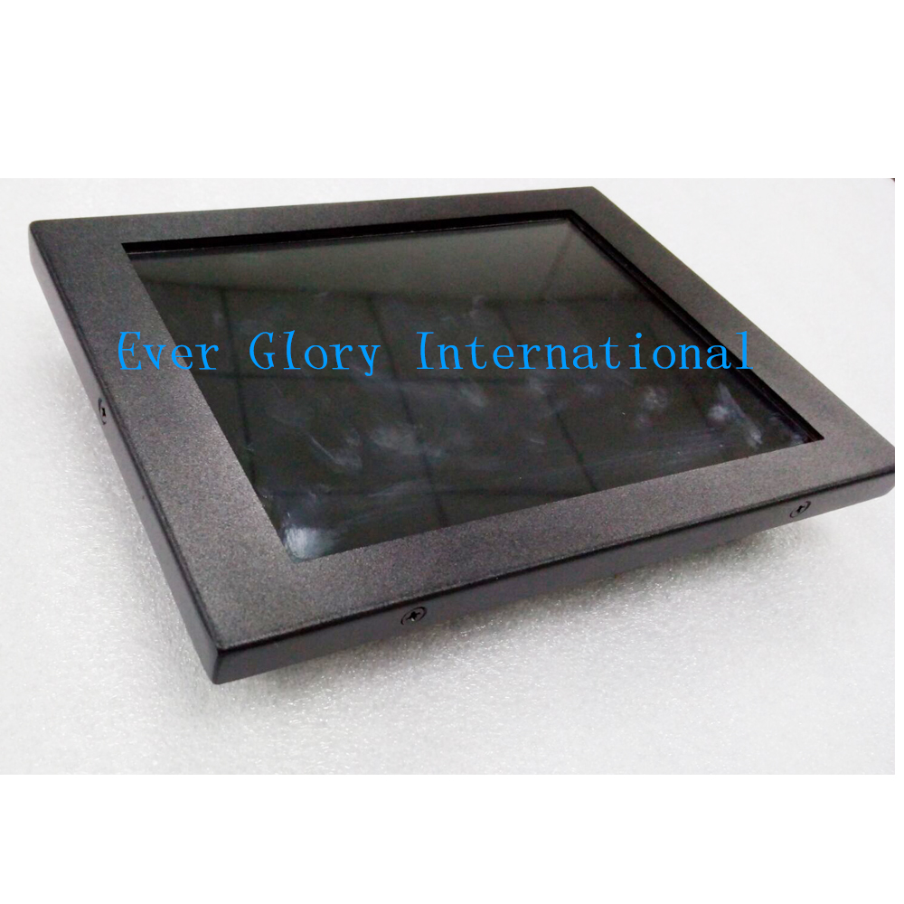 Super appearance of 21.5 inch touch monitor with HD and VGA interface and PCAP touch panel