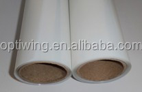 Double-sided anti-static processing 0.125mm PET Waterproof coating Inkjet white film for X-ray