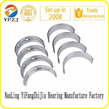 con rod bearings connecting rod bearings for excavator engine parts