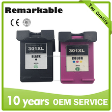 301 printer cartridge remanufactured ink cartridge for HP CH563EE CH564EE