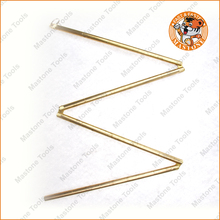 370308 OEM Factory Sell Good Price Round Brass Sounding Rod