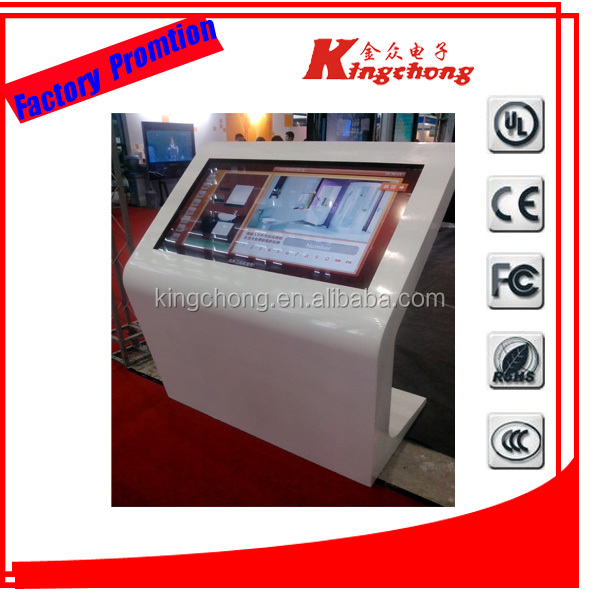 for spain market touch screen display wall mount all in one pc touch screen