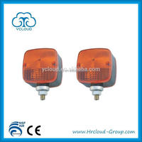 new brand excavator spare parts tail light with great price HR-D-030