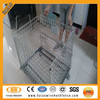High quality stackable steel wire mesh storage cage
