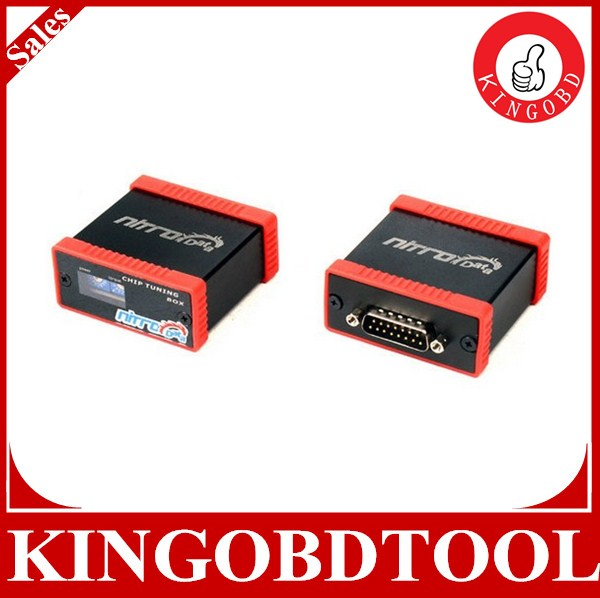 New Offer with Quality nitrodata chip tuning box D-3 professional NitroData ECU Chip Tuning Box D-3 For Diesel Cars