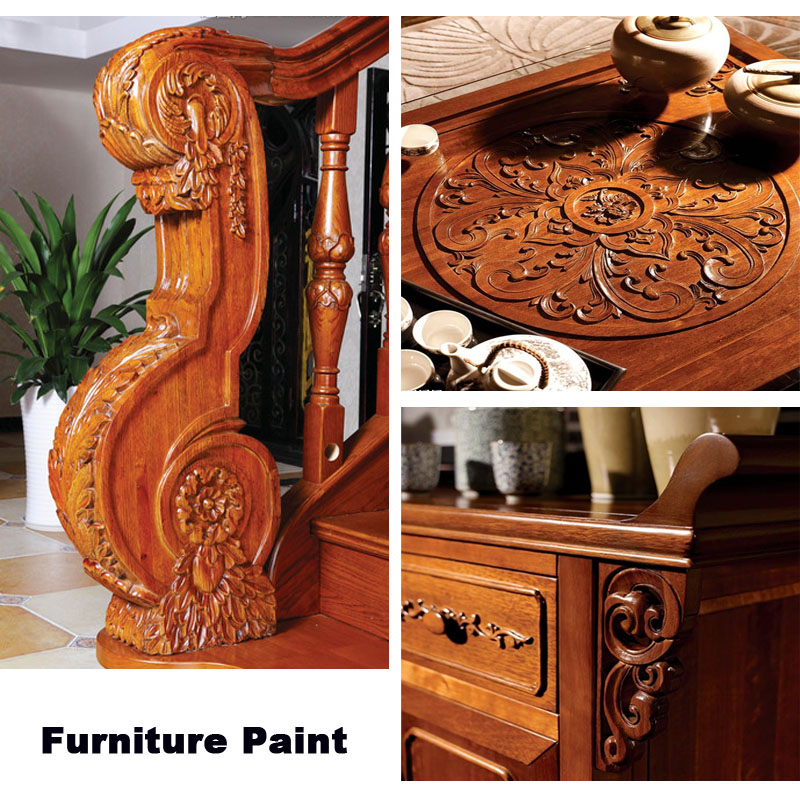 Maydos Polyurethane High Glossy Wood furniture Varnish Paint (China paint supplier/maydos paint)