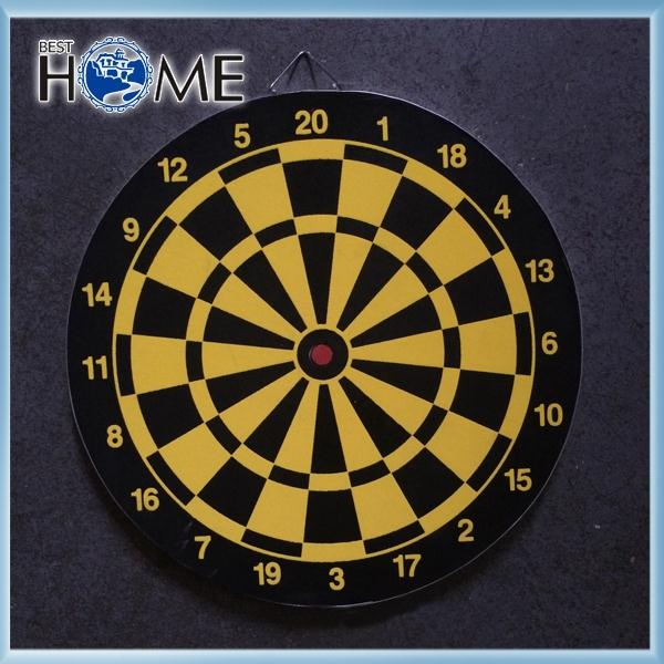 The Best Household Office Indoor Sport A Class Two-sided Dart Board with Different Sizes