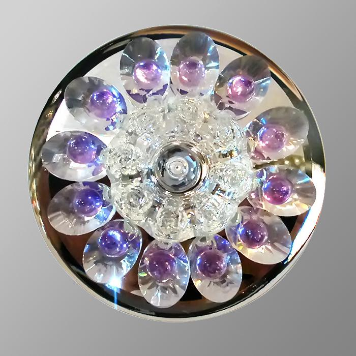 Class Design Indoor Wall Light Classical Crystal Wall Lamp