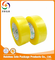 Wholesale high adhesion custom printed clear packing tape