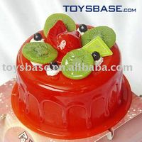 Hot sale chocolate cake shape coin bank