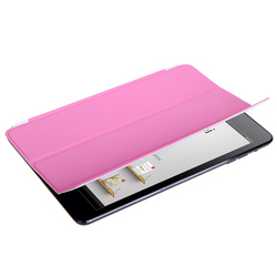 Big Sales Slim Smart Case Cover Stand PU Leather Magnetic for Apple iPad Mini Sleep/ Wake Durable