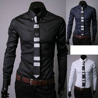 2014 new style combed cotton latest fancy dress shirts for men/Party Wear Shirts For Men 2012 Fancy Dress Shirts For Men