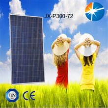 for solar energy and solar system China manufacturer 300w poly photovoltaic solar