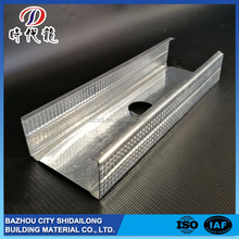 China Manufacture Professional Steel Stud Sizes Metric