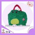 Seated frog bag