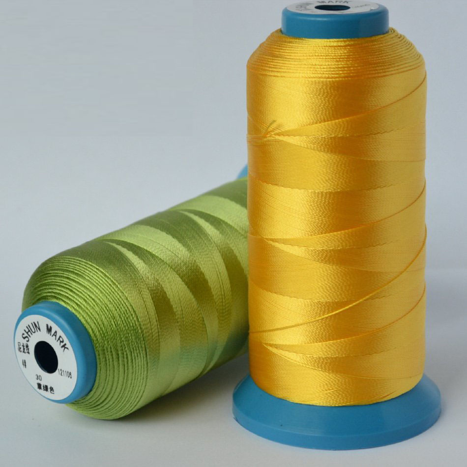 Fully stocked hot selling 100% spun polyester sewing thread
