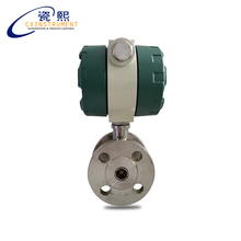 Turbine analog output vegetable oil flowmeter