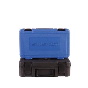 High quality plastic toolbox with lid handle