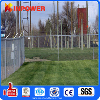 Playground Sports Mesh Fencing sports field fence nettings