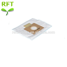 Wholesale vacuum cleaner parts and function cloth vacuum cleaner bag microfiber filter bag nonwoven vacuum cleaner bag