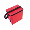 Foldable Custom Promotional Handle Non Woven Cooler Bag