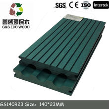 Outdoor Engineered Wood Plastic Composite Flooring/High quality composite decking passed CE,Germany standard,ISO9001