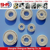 6204 Full ceramic ball bearing Zro2