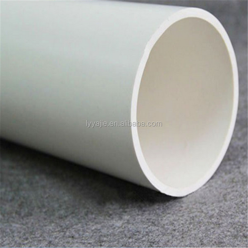 Different Types 250mm Pvc Drainage Plastic Pipe Buy Pvc