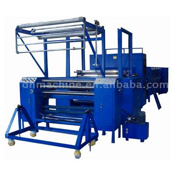 Powder Point & Scattering coating equipment