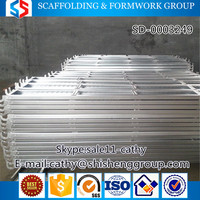 construction companies made in china galvanized scaffolding metal floor