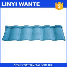 Professional factory coffee brown stone roofing tiles for villas