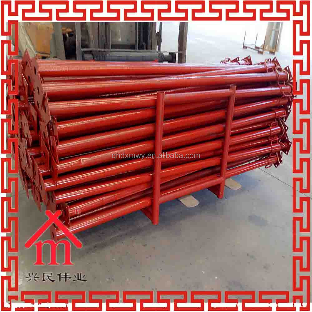 Formwork Ajustable Steel Prop and Shoring